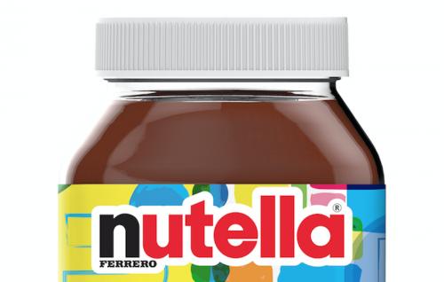 Nutella, Ferrero,