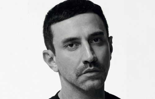 Riccardo Tisci è nato nel 1974 a Taranto. Lavorava da Givenchy da 12 anni