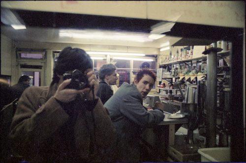 Punk, Jamie Reid, John Tiberi, Julien Temple, Fondazione Ragghianti, Lucca, mostra, video, foto, gallery, Sid Vicious, Johnny Rotten,