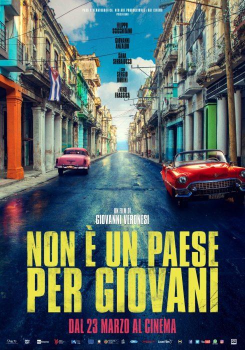 Non è un paese per giovani: Roma-L'Avana solo andata - Giovanni Veronesi