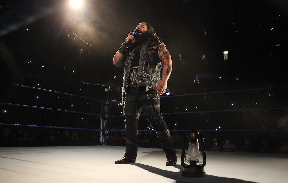 Windham Lawrence Rotunda, cioè Bray Wyatt, è nato nel 1987. Ha conquistato il titolo WWE il 12 febbraio