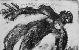 Canemorto reppresenta solo una parte degli artisti che hanno dato vita al progetto Colera, dal 25 marzo alla Galleria Varsi di Roma
