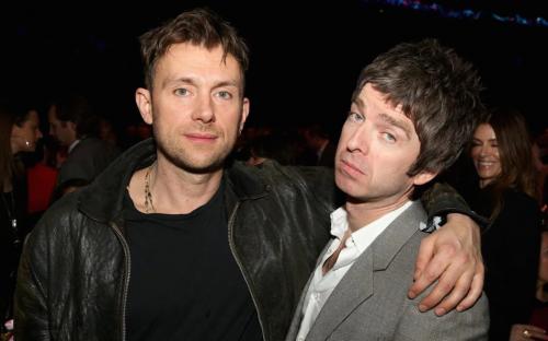 Damon Albarn: «Lavorare con Noel Gallagher per i Gorillaz è stato grandioso»