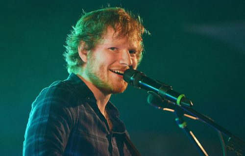 Ed Sheeran, foto di Dave J Hogan/Getty Images
