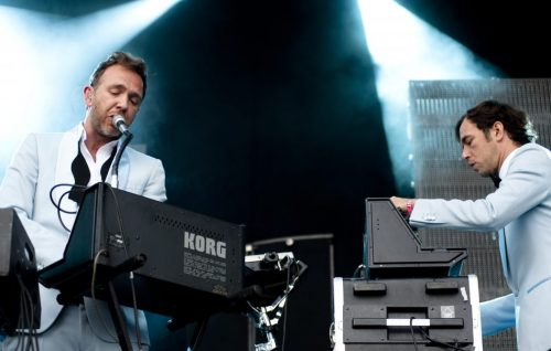 Soulwax. Foto di Annabel Staff/Redferns