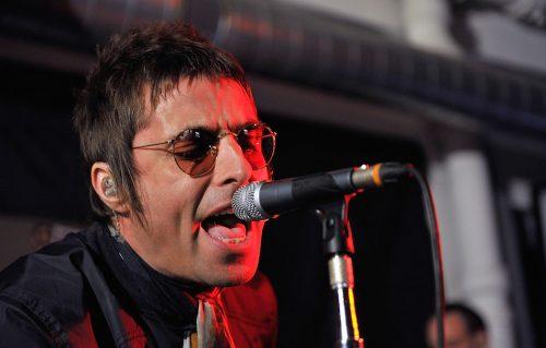 Liam Gallagher, foto di Matt Kent/WireImage