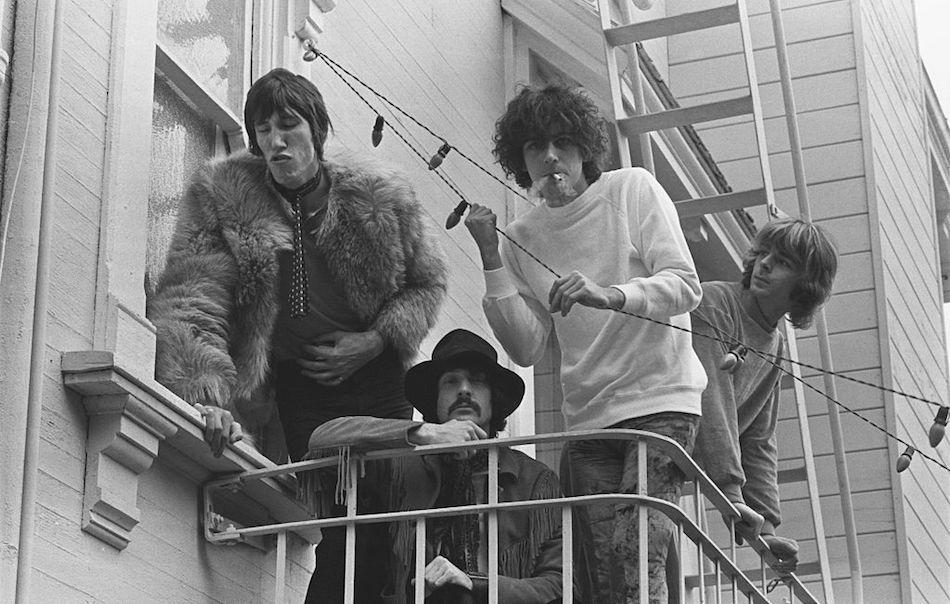 Il diamante pazzo dei Pink Floyd