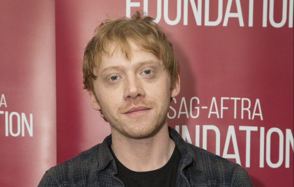 Rupert Grint lo scorso 7 marzo in California. Photo by Vincent Sandoval/Getty Images