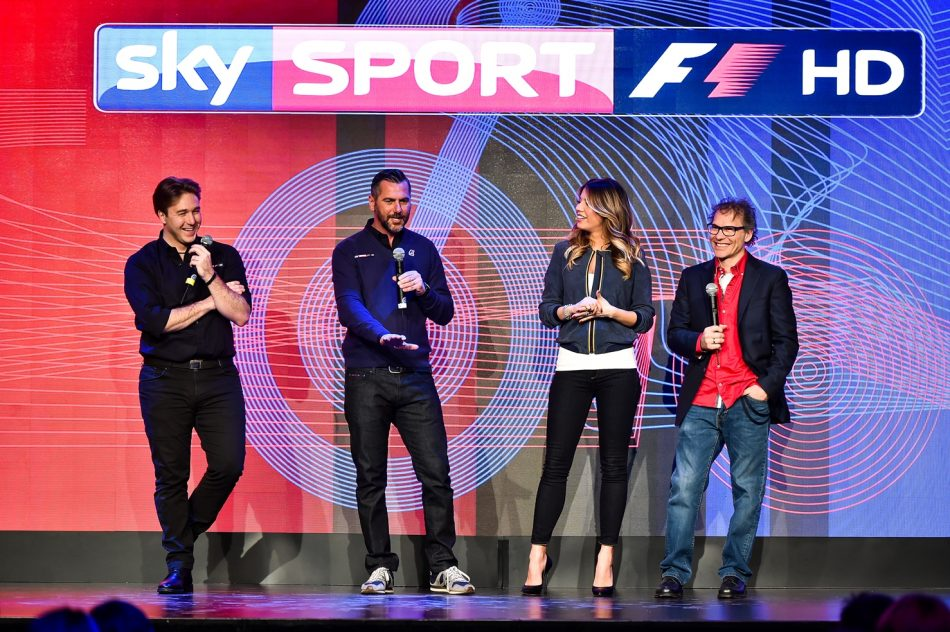 Gruppo Sky Sport F1 - Foto Stampa