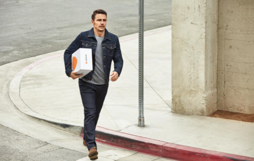 James Franco firma e interpreta il nuovo spot Zalando