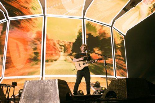 Ed Sheeran, live, concerto, foto, gallery, Daniele Baldi,