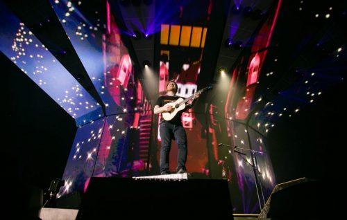 La prima data del rassicurante tour mondiale di Ed Sheeran a Torino