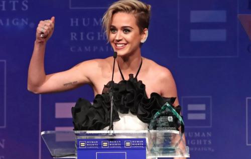 Guarda il discorso di Katy Perry a sostegno della comunità LGBT