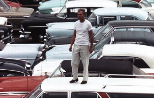 Il cinema degli anni '60 rivive alla Fondazione Prada