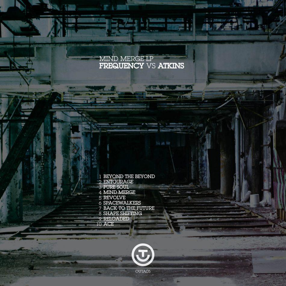 La copertina dell'LP