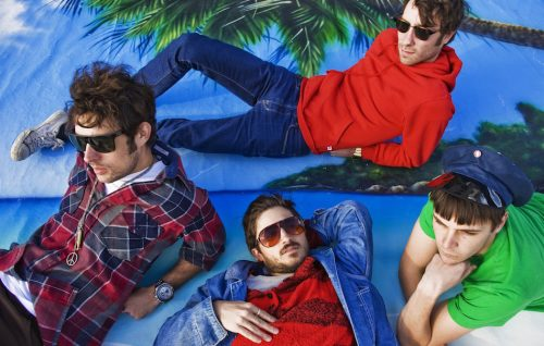Sono tornati i Black Lips con il nuovo singolo 'Can't Hold On'