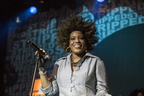 Macy Gray, Ikka Mirabelli, foto, live, gallery, concerto, Stripped,