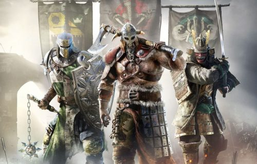 For Honor, sviluppato da Ubisoft