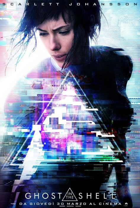 Ghost In The Shell - Rupert Sanders