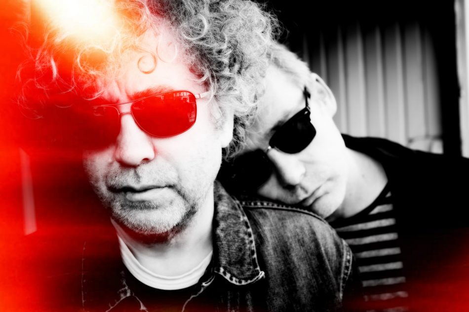 Jesus and Mary Chain. Foto di Steve Gullick