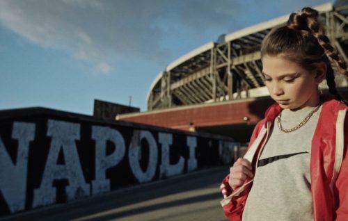 """Un immagine del video """"9 Maggio"""", girato a Napoli"""