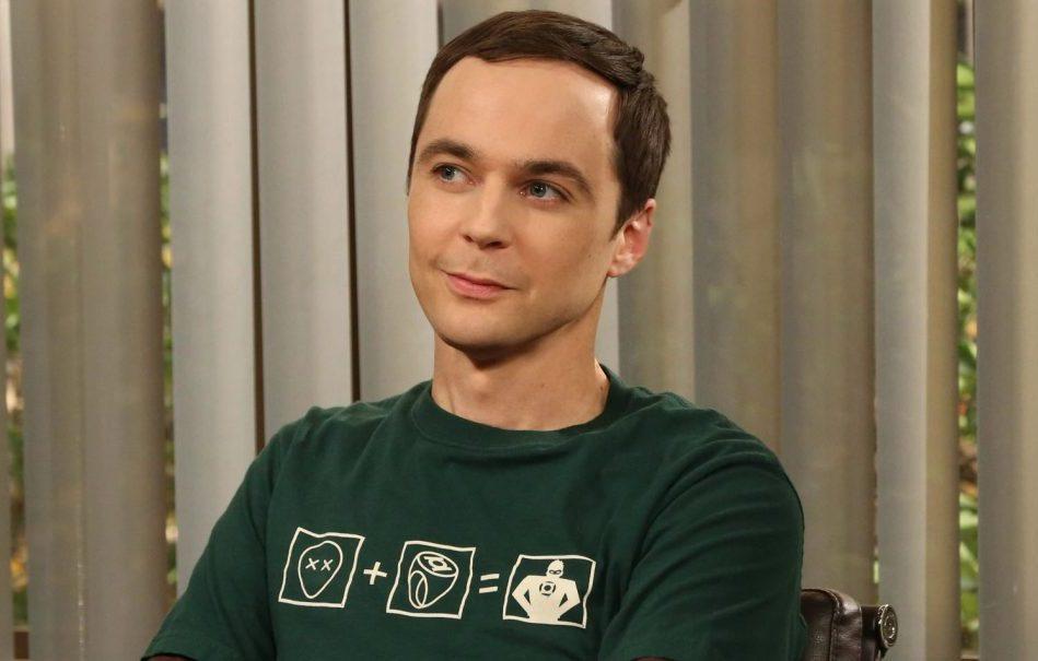 Jim Parsons nel ruolo di Sheldon