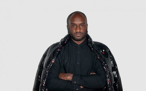 Virgil Abloh fotografato da Terry Richardson