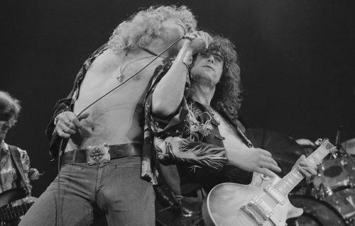 'Led Zeppelin II', il capolavoro del rock