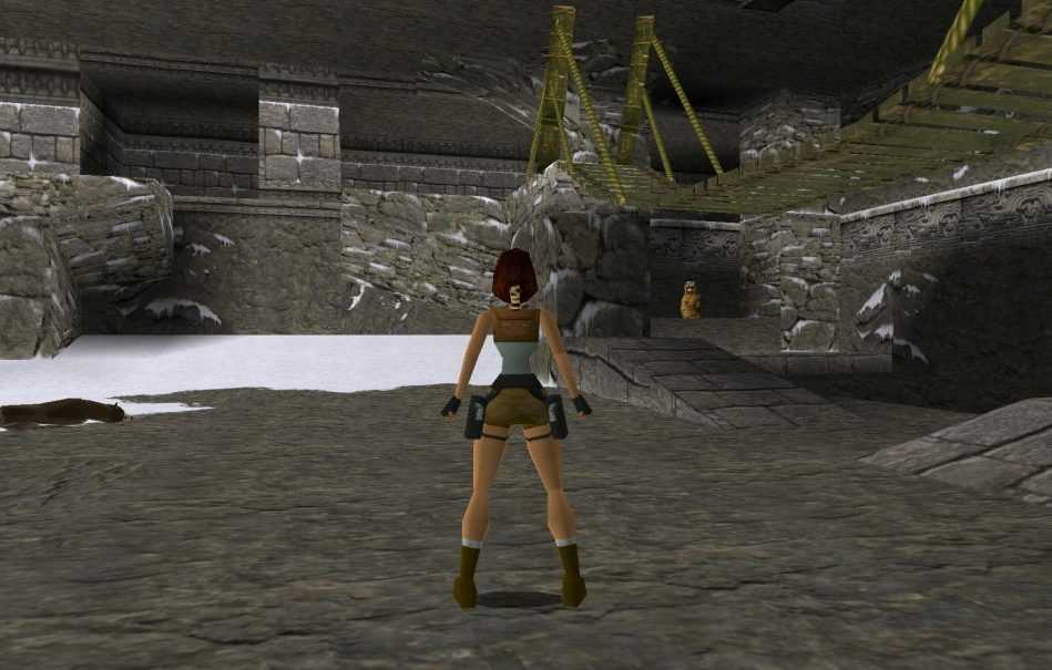 Tomb Raider I diventa browser game con grafica e FPS migliori!
