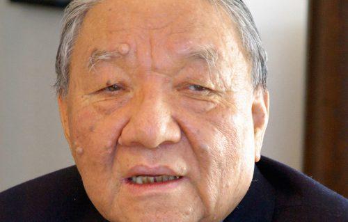 Ikutaro Kakehashi, il fondatore dello storico marchio Roland scomparso a 87 anni . Foto di The Asahi Shimbun via Getty Images
