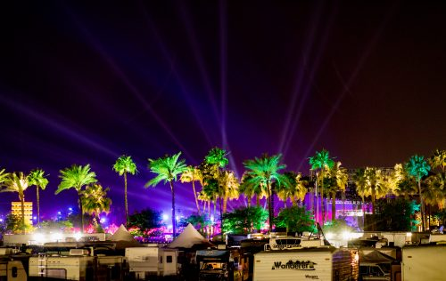 Si parte per Coachella