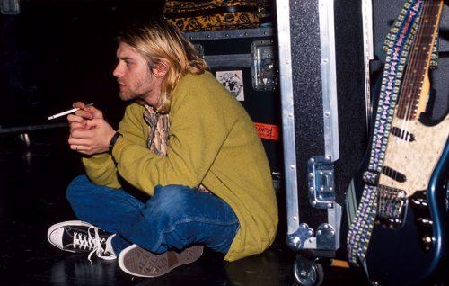 Kurt Cobain of Nirvana (Photo by Kevin Mazur Archive 1/WireImage)