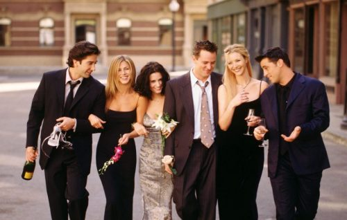 'Friends' diventerà un musical