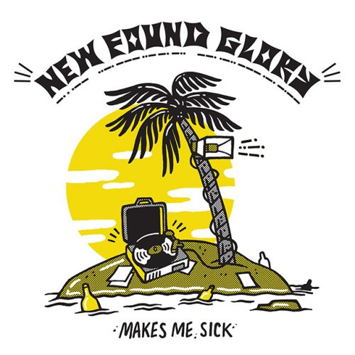 Il pop punk dei New Found Glory non convince fino in fondo