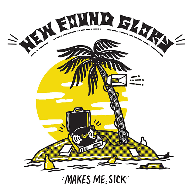 Makes Me Sick - New Found Glory