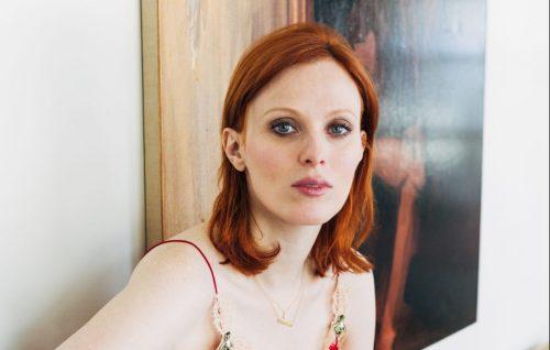 Karen Elson: «Volevo solo scomparire»