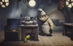 La crociata dei bambini in 'Little Nightmares'