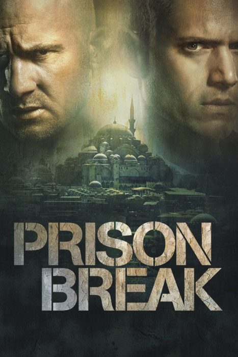Prison Break - Paul Scheuring