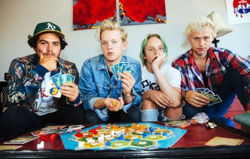 Gli SWMRS non hanno paura dei Green Day