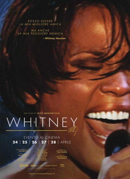 Il vero volto della regina nera in 'Whitney'
