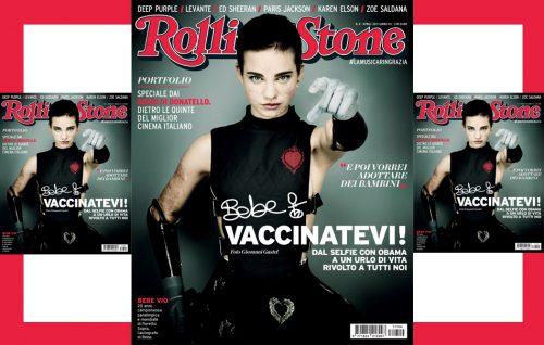 Bebe Vio su Rolling Stone: «Vaccinatevi! Salvatevi la vita»