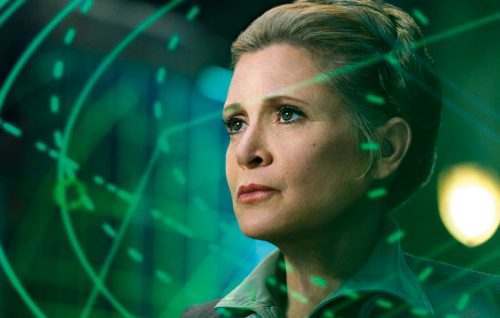 Carrie Fisher apparirà in Star Wars: Episodio IX