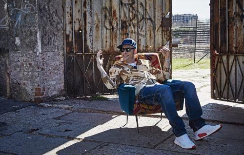 «Sognavo di fare l'attore», la nostra intervista a Clementino