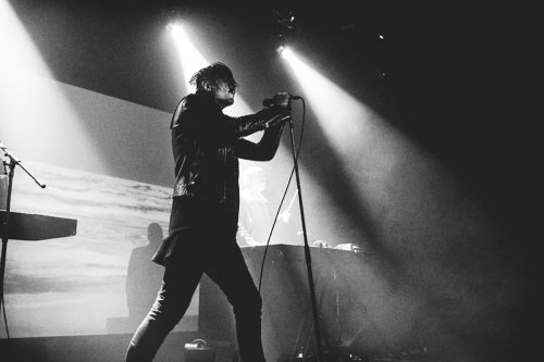 Cold Cave, Quirinetta, live, concerto, Roma, foto, gallery, Kimberley Ross,