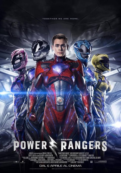 Power Rangers  - Dan Israelite
