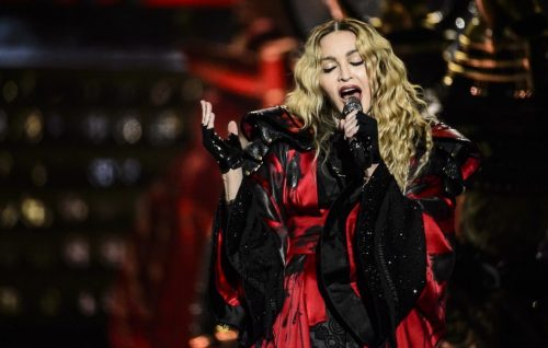 Il 'Rebel Heart Tour' di Madonna diventa disco e film