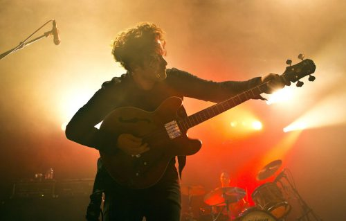 I Black Rebel Motorcycle Club tornano in Italia