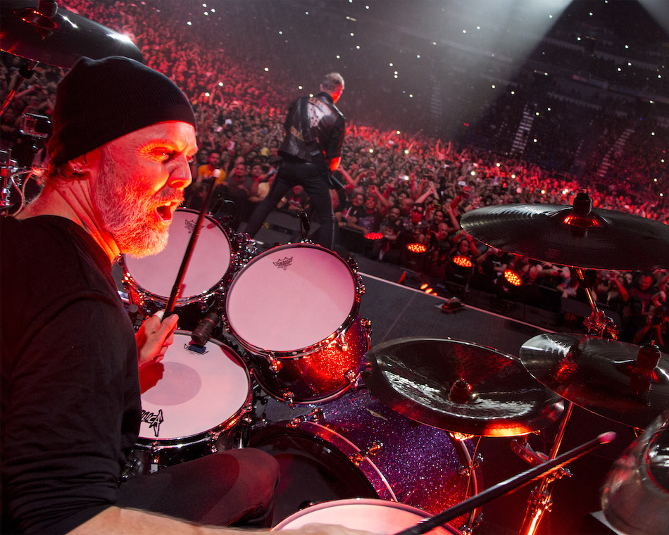 Fotodi Jeff Yeager/Metallica/Getty Images