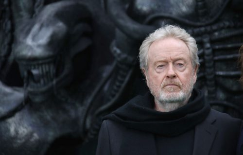 Ridley Scott, un gladiatore a Hollywood
