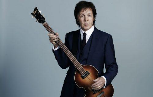 La prima foto di Paul McCartney in 'Pirati dei Caraibi'